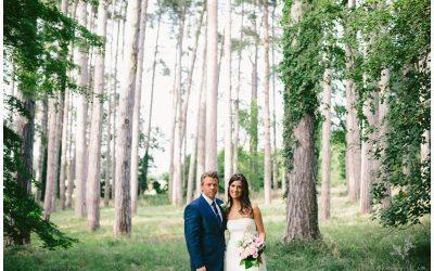 Fanhams Hall Hotel, Ware, Hertfordshire Wedding Photography – Maria & Gavin