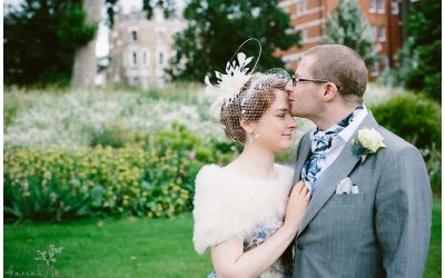 Gray's Inn Walks, London Wedding Photography – Jason & Laura
