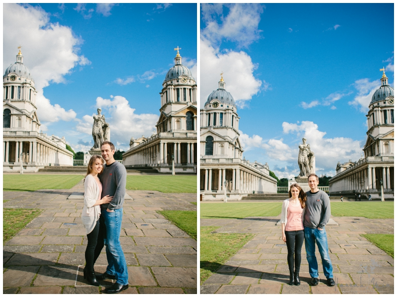 Greenwich South East London Engagement Photography (11)