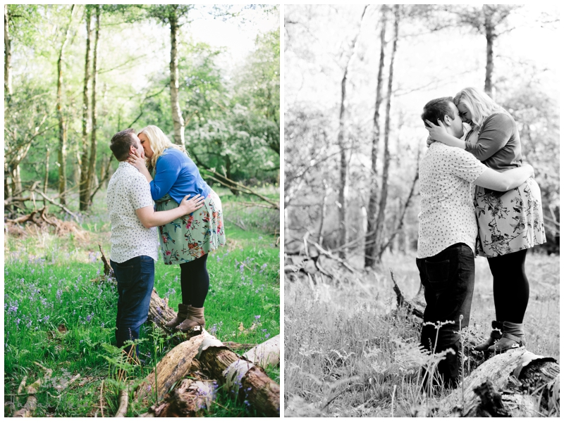 Whipsnade Tree Cathedral Bedfordshire Engagement Photography (6)