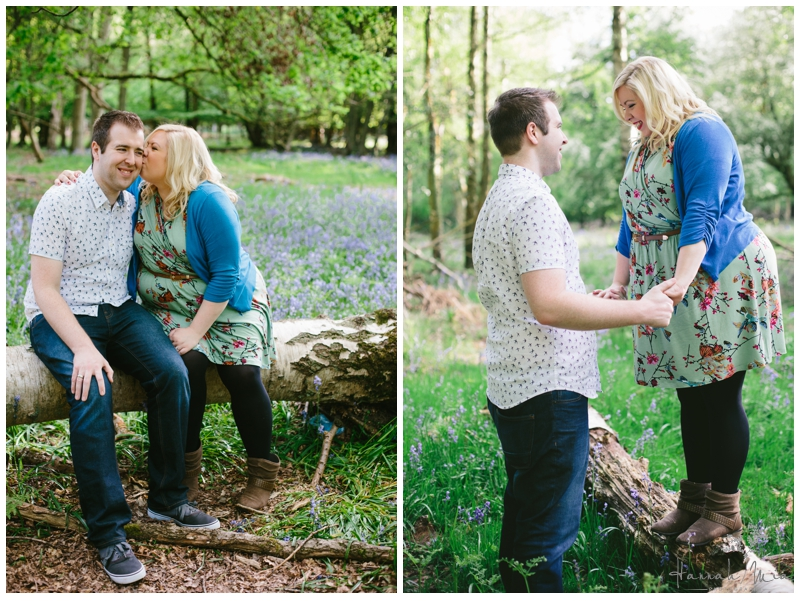 Whipsnade Tree Cathedral Bedfordshire Engagement Photography (1)