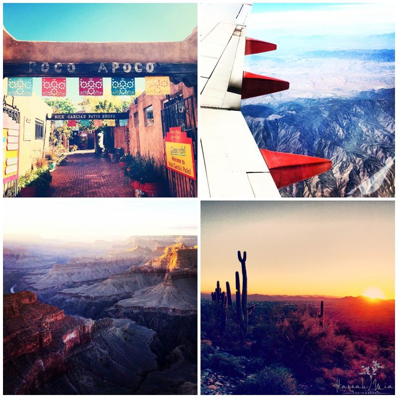 New Mexico & Arizona