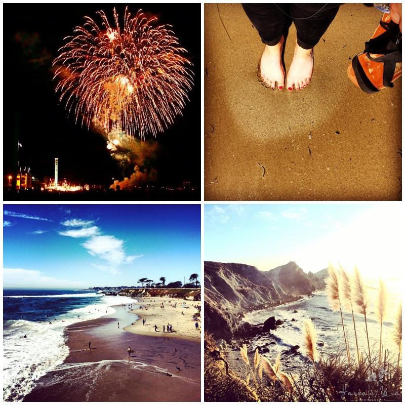 Santa Cruz & Big Sur