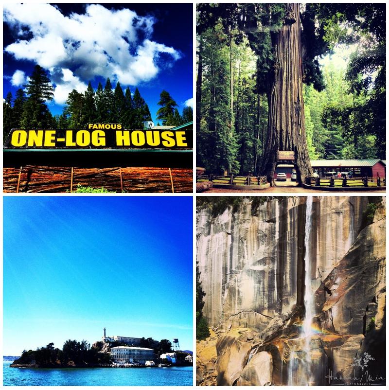 San Francisco & Yosemite California