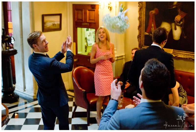 Cavalry and Guards Club London Wedding Photography (23)