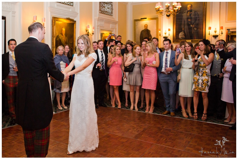 Cavalry and Guards Club London Wedding Photography (9)
