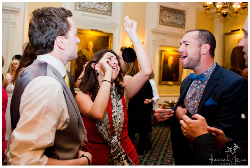 Cavalry and Guards Club London Wedding Photography (4)