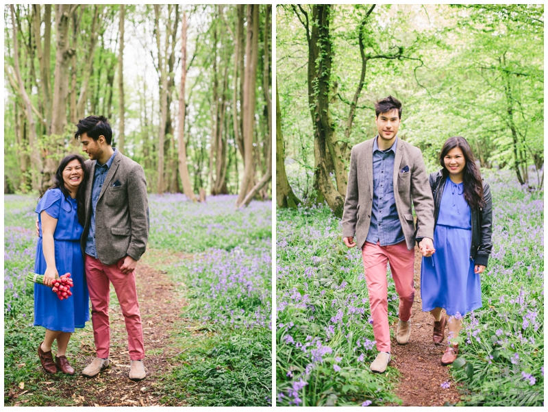 St Albans Hertfordshire Engagement Photography (12)