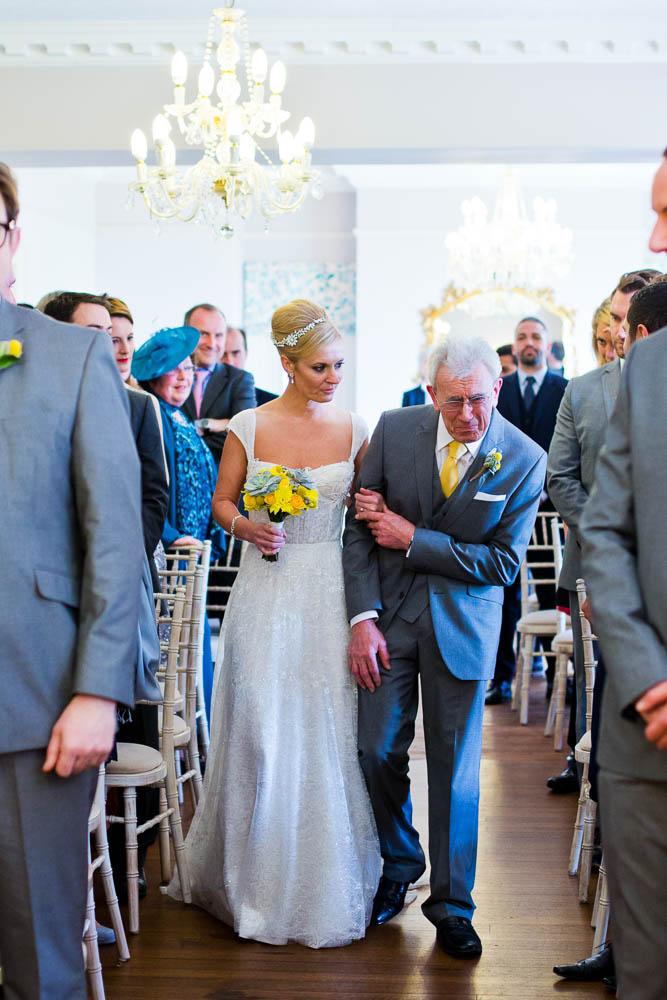 Ashton Lodge Warwickshire Wedding Photography