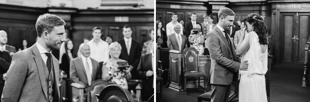 Islington Town Hall London Wedding Photography (7)
