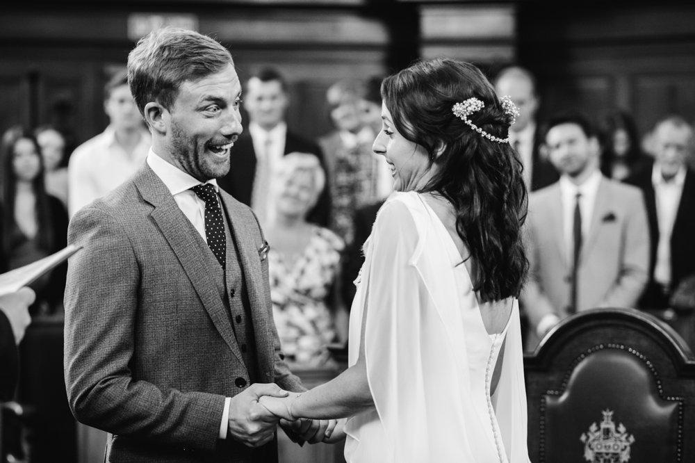 Islington Town Hall London Wedding Photography (9)
