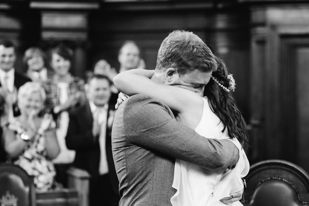 Islington Town Hall & The Albion, Islington – Wedding Photography London – Hannah & Dave