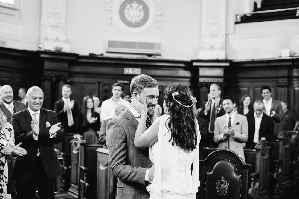 Islington Town Hall London Wedding Photography (11)