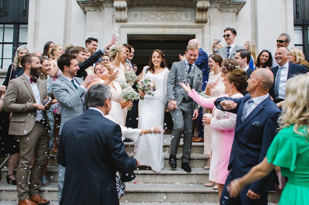 Islington Town Hall London Wedding Photography (14)