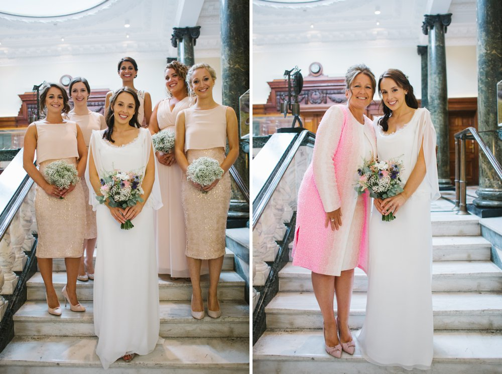 Town Hall Hotel East London Wedding Photography