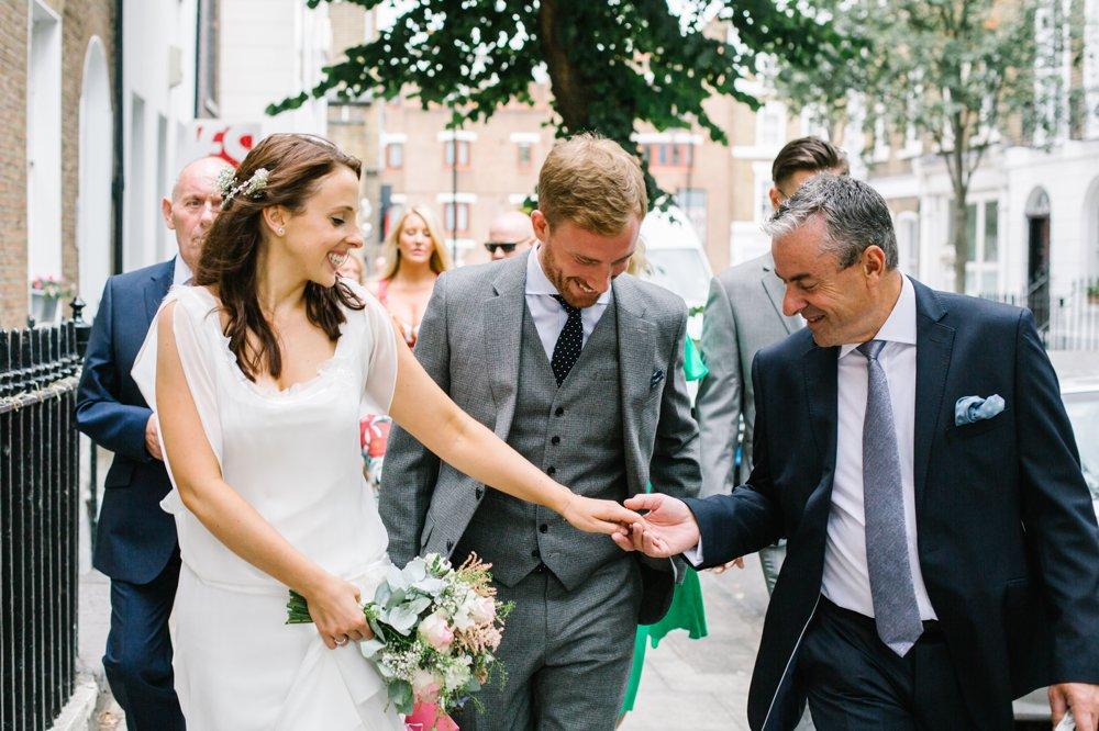 The Albion Islington London Wedding Photography (73)