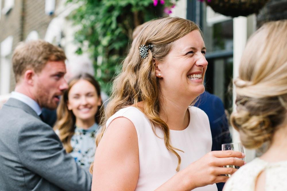 The Albion Islington London Wedding Photography (63)