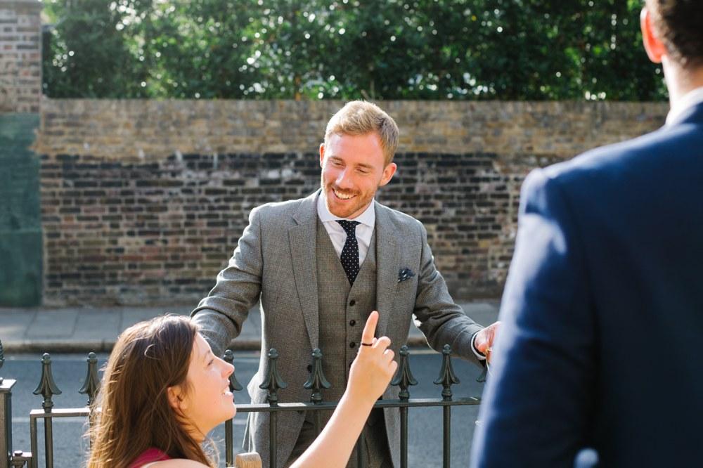 The Albion Islington London Wedding Photography (61)