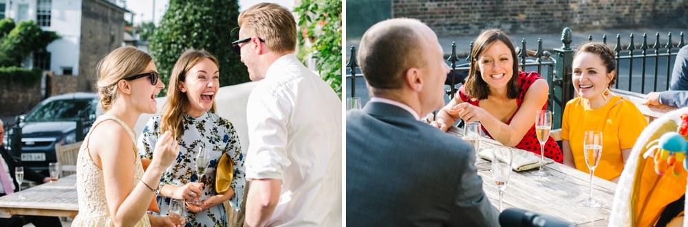 The Albion Islington London Wedding Photography (60)