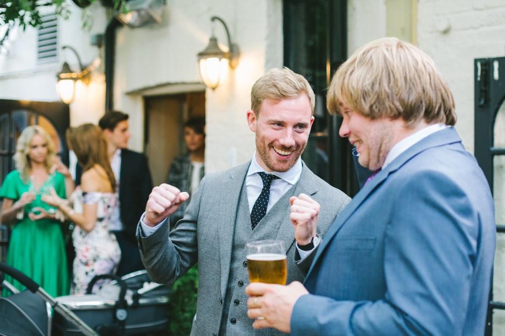 The Albion Islington London Wedding Photography (53)