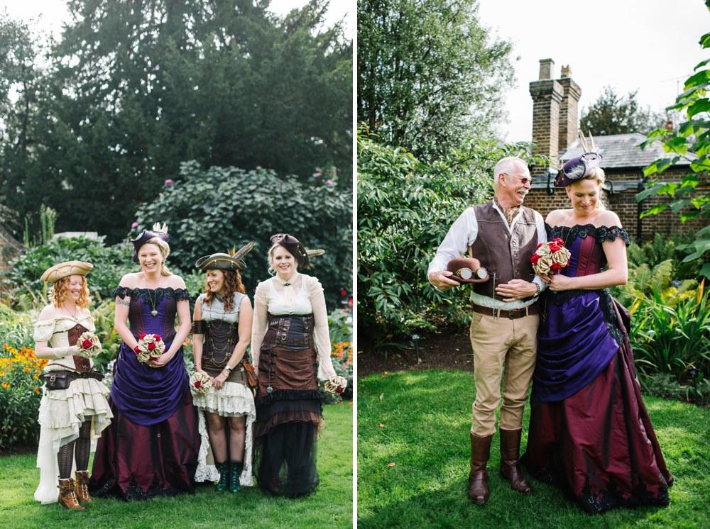 Kew Gardens Cambridge Cottage London Wedding Photography (37)