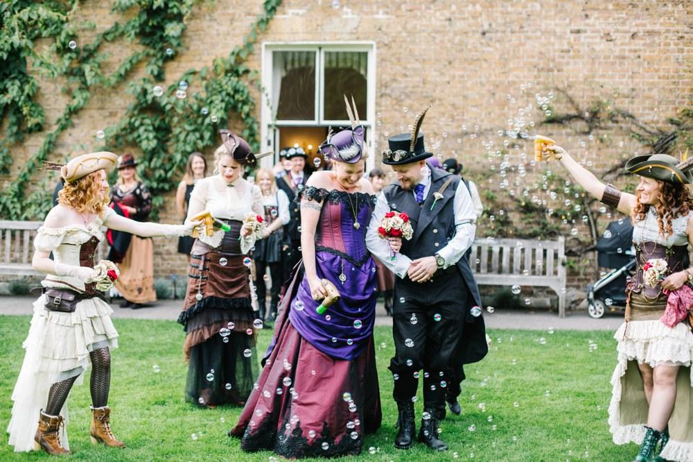 Kew Gardens Cambridge Cottage London Wedding Photography (31)
