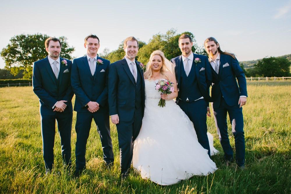 North Hill Farm Hertfordshire Wedding Photography (24)