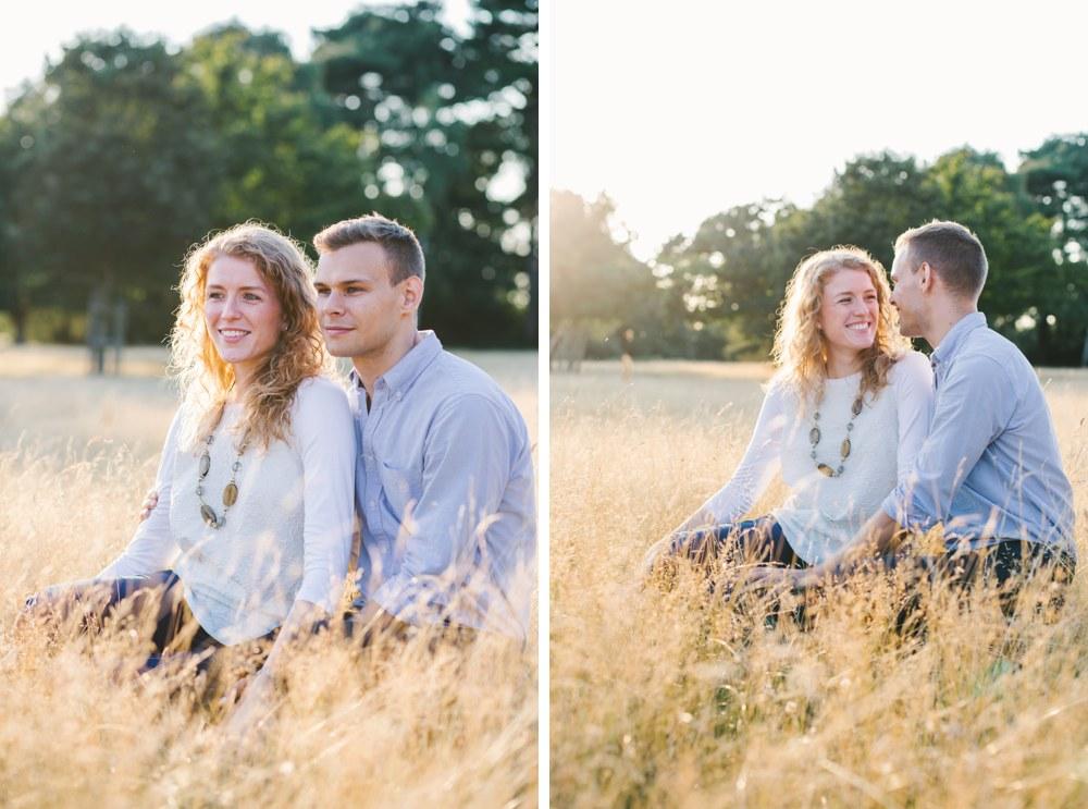 Richmond Park London Engagement Photography (9)