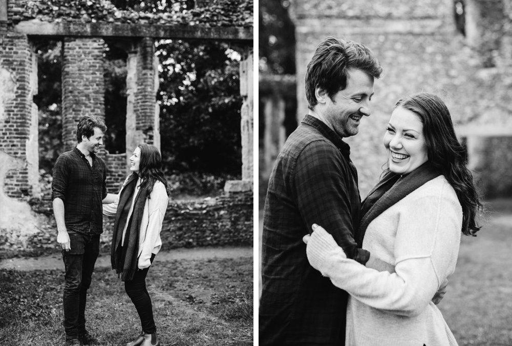 St Albans Engagement Photography – Tess & Scott