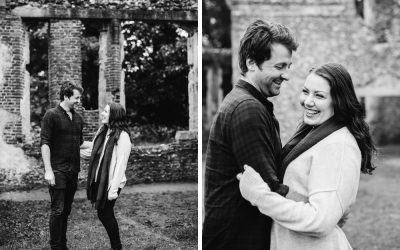 St Albans Engagement Photography – Tess & Scott