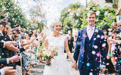 Bartholomew Barn, West Sussex Wedding Photography – Freya & Will