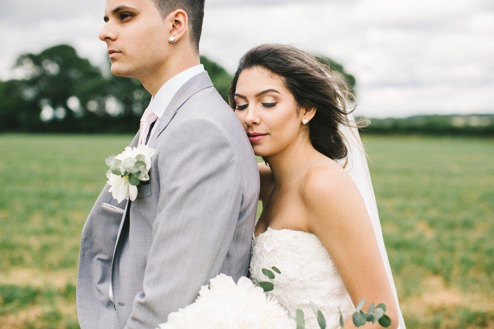 Kings Langley, Hertfordshire Backgarden Wedding – Barbara & Gus