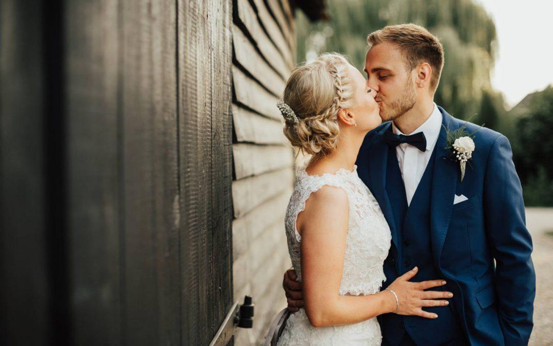 The Priory Barn, Little Wymondley, Hertfordshire Wedding Photography – Rachel & Greg