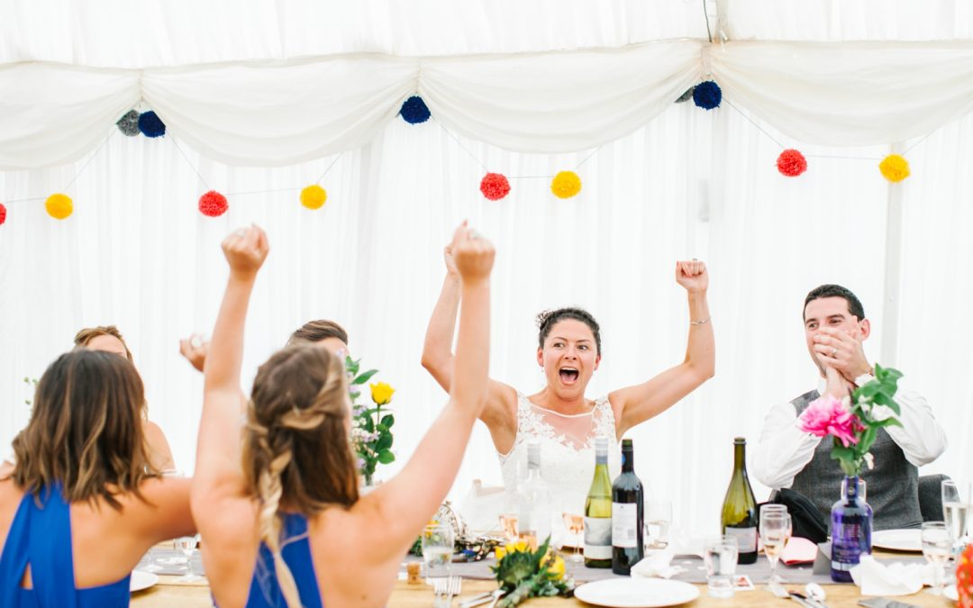 Brook Farm Cuffley Wedding Photographer – Abbie & Sam's Super Chilled Outdoor Wedding