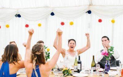 Brook Farm Cuffley Wedding Photographer – Abbie & Sam's Super Chilled Outdoor Wedding