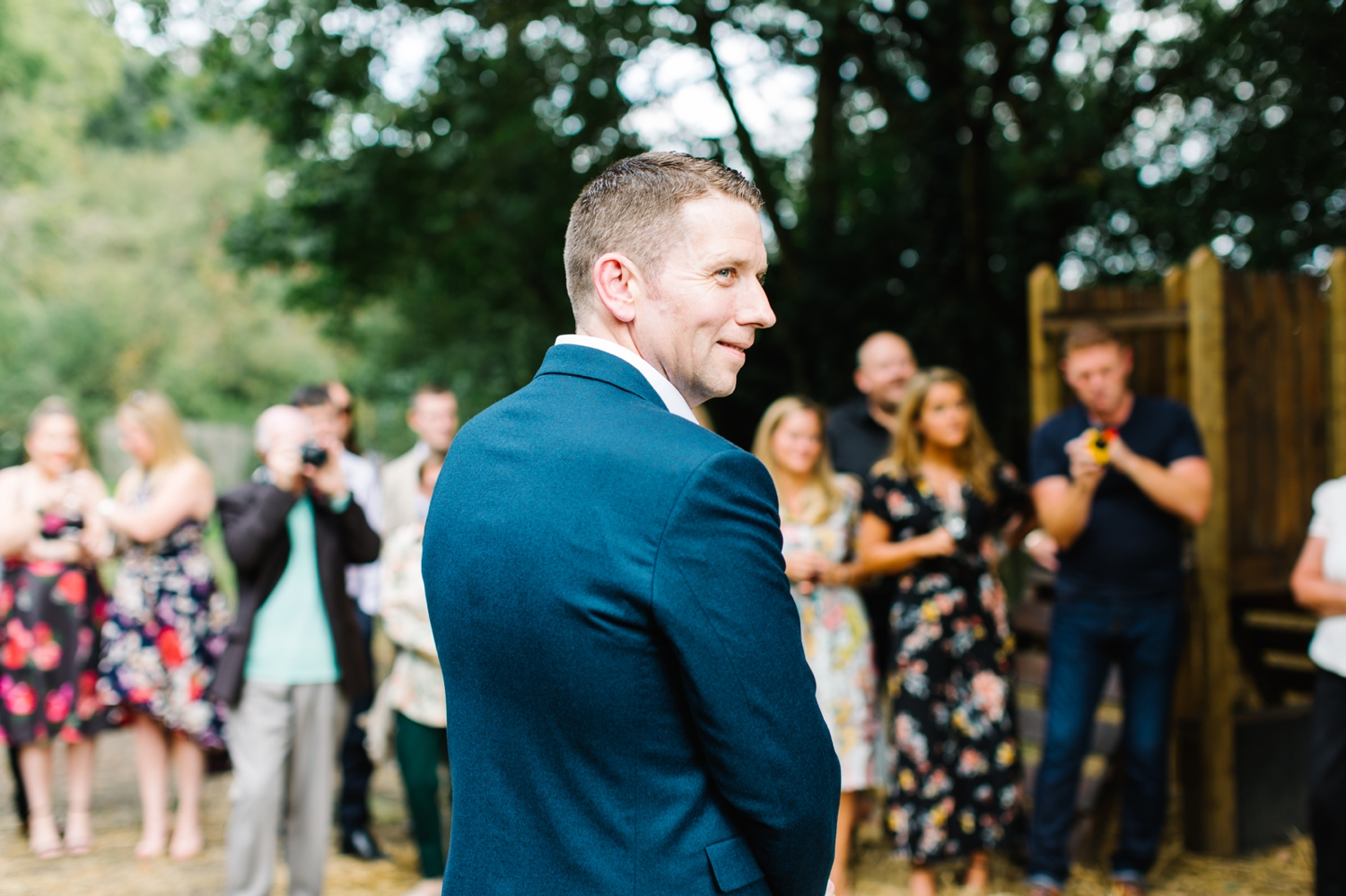 The Gate Bricket Wood Hertfordshire Wedding Photographer (8)