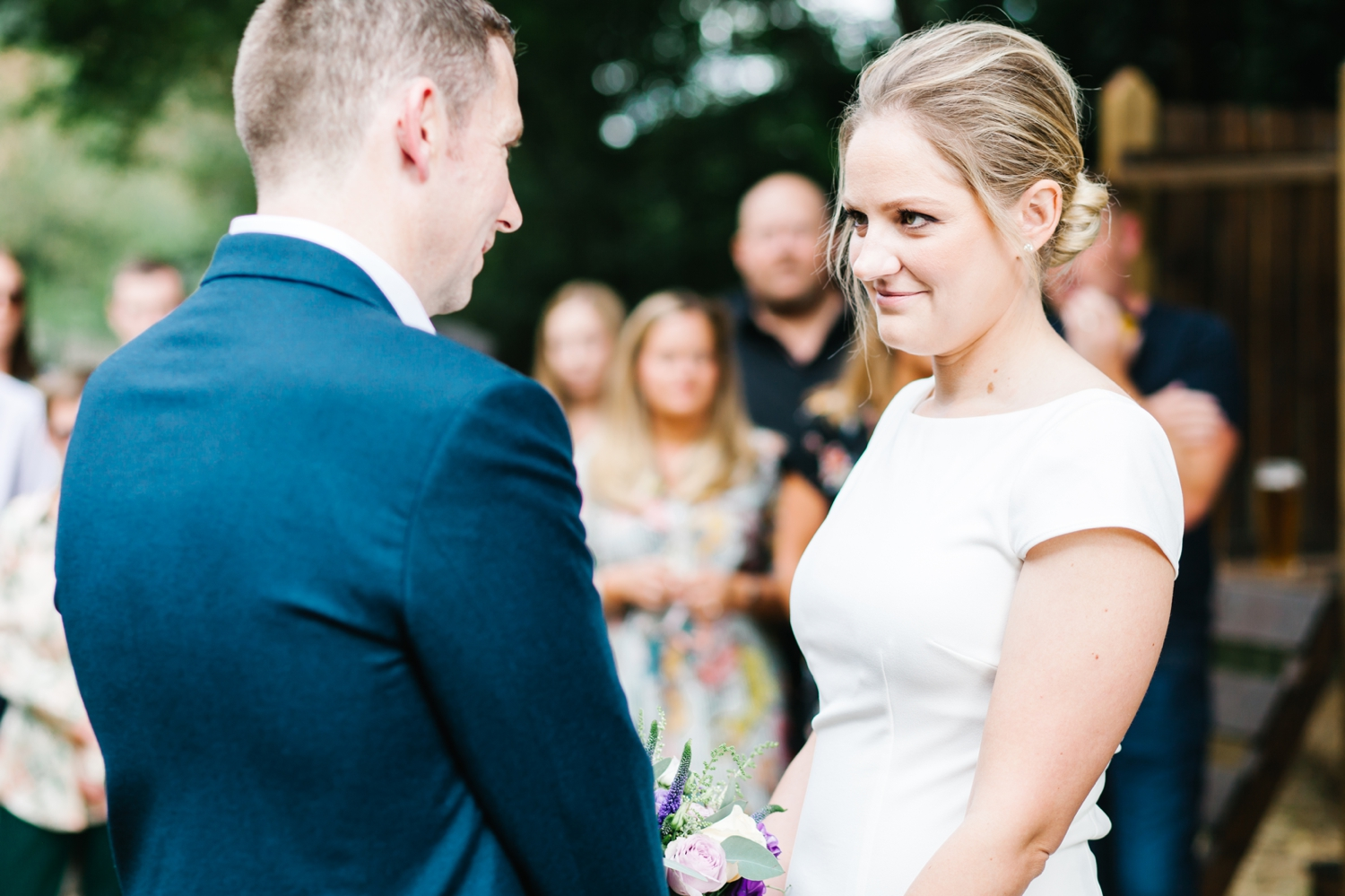 The Gate Bricket Wood Hertfordshire Wedding Photographer (11)