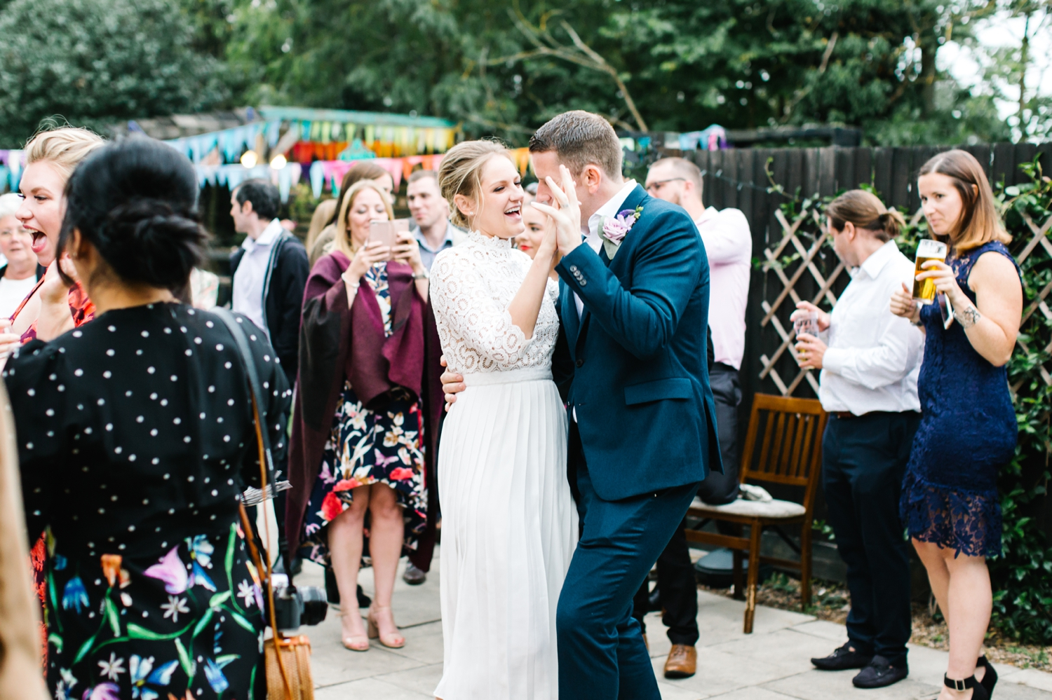 The Gate Bricket Wood Hertfordshire Wedding Photographer (61)