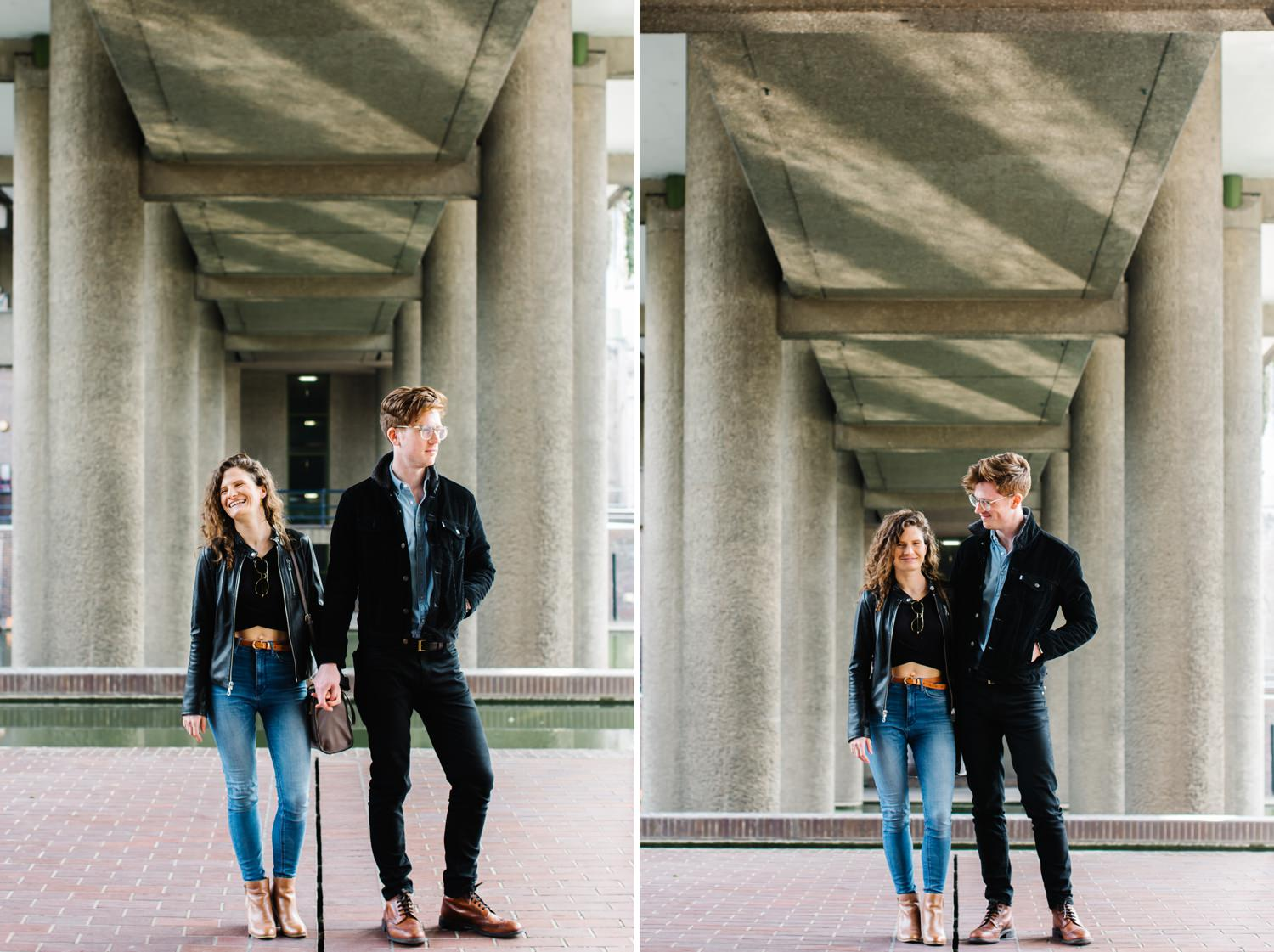barbican-london-engagement-photography 001