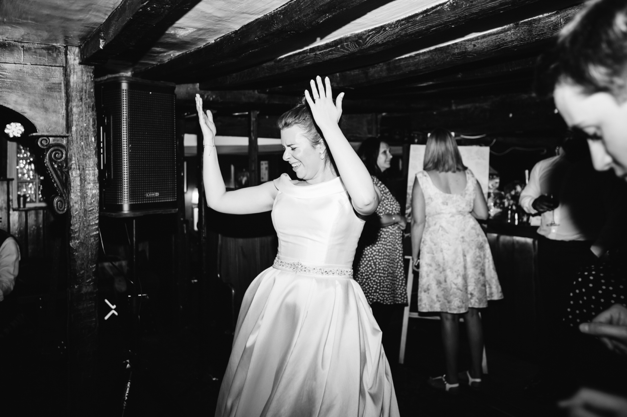Fighting Cocks St Albans Wedding Photographer