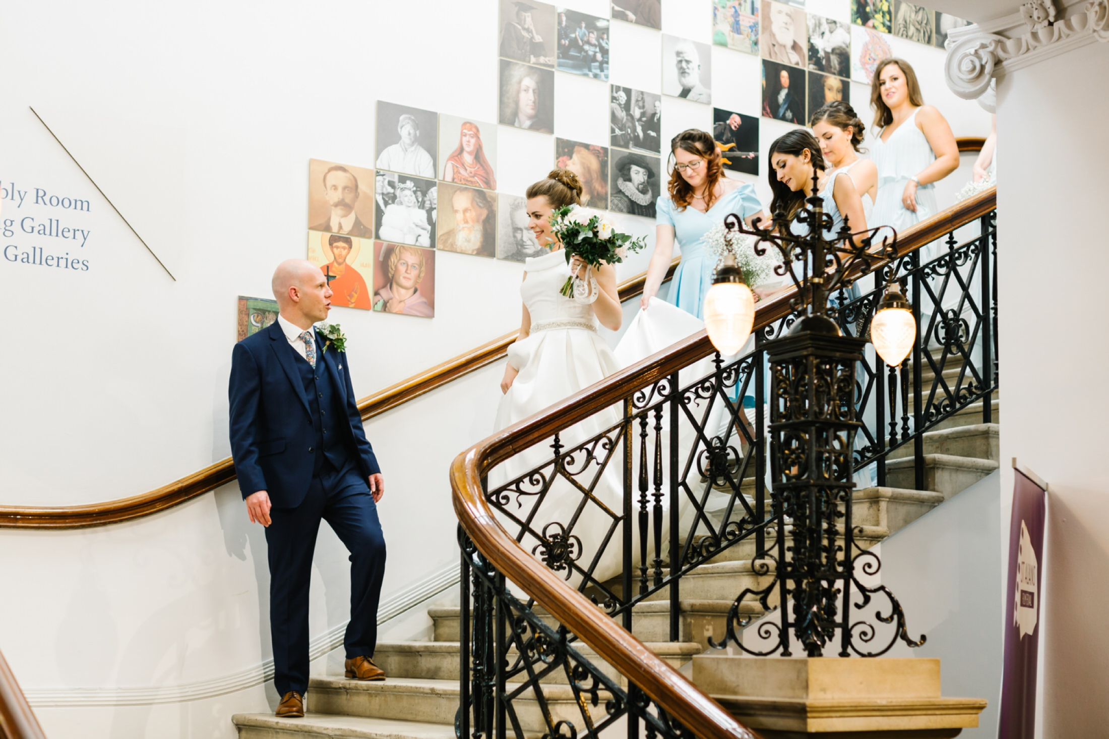 St Albans Museum + GalleryWedding Photographer