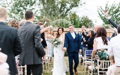 Dunstable Bedfordshire Wedding Photographer – Kay & Sam's Backgarden Wedding
