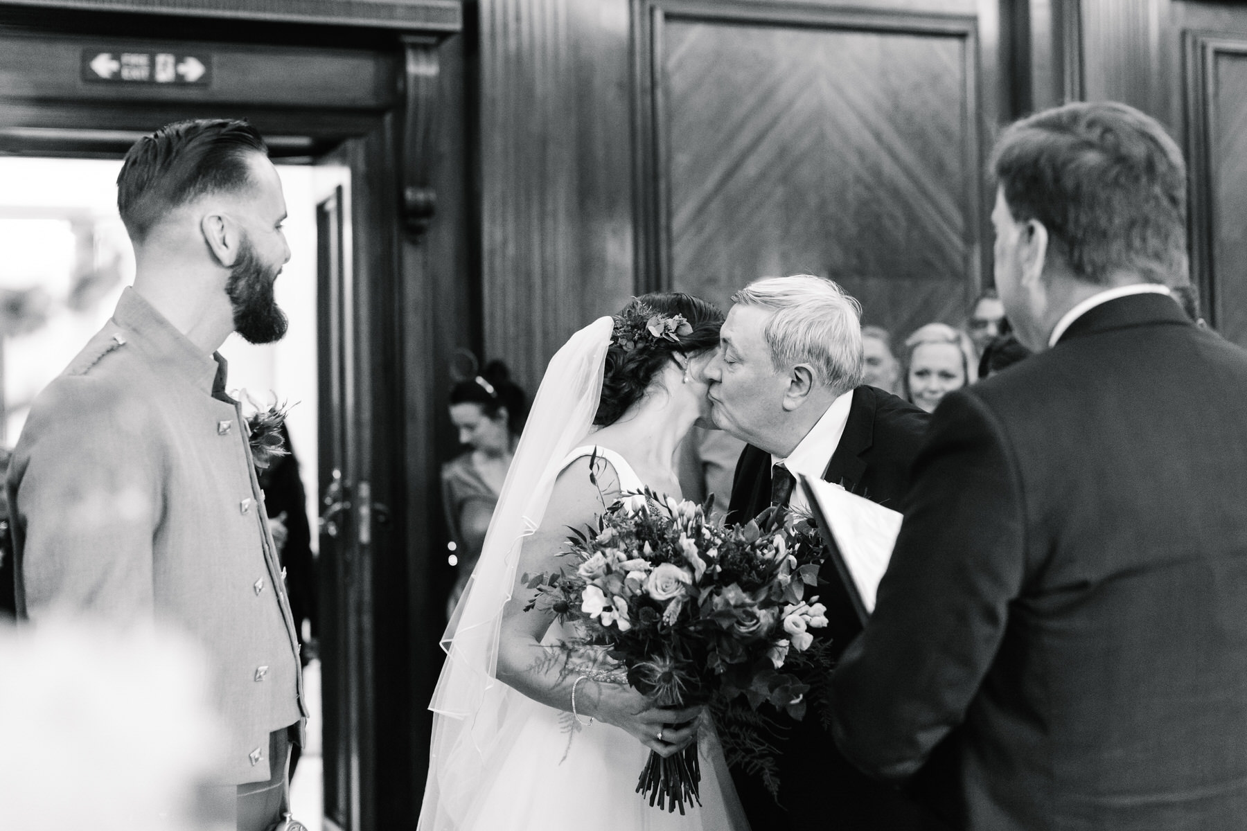 Old Marylebone Town Hall London Wedding Photographer